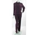 Gerry Weber 2 Piece Jacket and Trousers Burgundy Size: 10