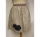Caramel baby & child London Appliqued skirt beige Size: 8 - 9 Years