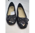M&S BNWOT School Dolly Shoes Black Size: 12