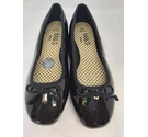 M&S BNWOT School Dolly Shoes Black Size: 4