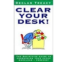 Clear your desk!