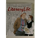 Literary Life - humorous cartoons by Posy Simmonds - published in the Guardian 2002 - 2004