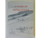 A Flora of Wensleydale by Deborah Millward, as new and signed by the author