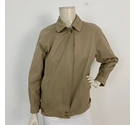 Burberry Bomber Jacket Beige Size: M