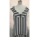 BNWT Karen Millen Summer top, Black & White Size: 12
