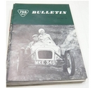 750 MC : The Seven Fifty Motor Club : Magazines 1968