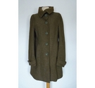 White Stuff Casual Coat Green Size: 12