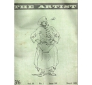 The Artist magazine, March 1958: volume 55, number 1