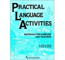 Practical Language Activities