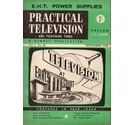 Practical Television magazine: 5 issues from 1952