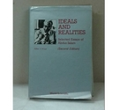 Ideals and Realities Selected Essays of Abdus Salam (Signed)