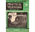 Practical Television magazine: complete 1953 issues