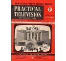 Practical Television magazine: complete 1954 issues