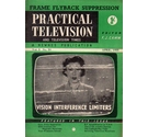 Practical Television magazine: 8 issues from 1955