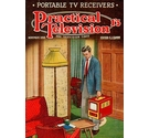 Practical Television magazine: 4 issues from 1955/1956