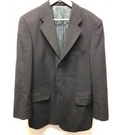 Allders Wool with Cashmere Blazer Black Size: M