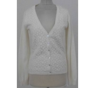 Fenn Wright Manson Cardigan cream Size: M