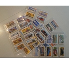 Brooke Bond Canada Transport Through The Ages 48 card set