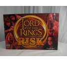 The Lord Of The Rings Risk Board Game By Parker Brothers Brand