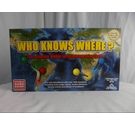 Wild Card Games Who Knows Where? The Global Location Guessing Family Board