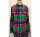 Polo Ralph Lauren Shirt, Multi check, Size: S