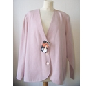 Richard Stump Vintage Jacket Pink Size: 16