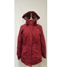 Craghoppers womans jacket aquadry burgundy Size: 8