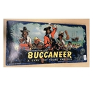 1958 Waddingtons Buccaneer Board Game A Game For Young and Old - Complete Set