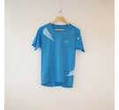 GORE Running Shell Top Bright Sky Blue Size: M