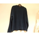 DKNY Knitwear Jumper Blue Size: XL