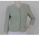 Phase Eight Jacket Pale Jade Green Size: 10