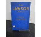 E M Lawson & Son Ltd Tools Catalogue 1957