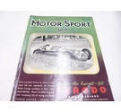 Motor Sport Speed : April 1952