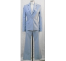 NL Collection trouser suit pale blue Size: 10