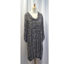 The Masai Clothing Company Smock Dress Black Size: XL