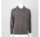 M&S Marks & Spencer Midweight Jumper Brown Bark Size: M