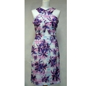 Honey Boutique Dress Purple and Pink Size: 10