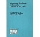 International Regulations for Preventing Collisions at Sea, 1972