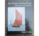The Thames Sailing Barge Her Gear and Rigging
