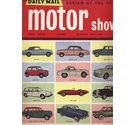 Daily Mail Motor Show Review of the Year 1959, 1960, 1961, 1964, 1965, 1966, and 1969.