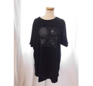 X-Ray Fog T Shirt Black Size: M