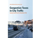 Congestion taxes in city traffic