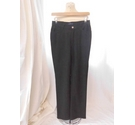 Valentino Full Length Trousers Grey Size: 30""