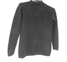 Barbour Knitwear Jumper Black Size: 10