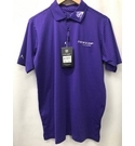 Dunlop Golf Polo T-shirt Purple Size: M