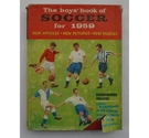 The Boys Book of Soccer 1959
