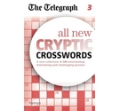 The Telegraph: 3 books of cryptic crosswords