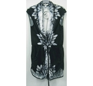 Finders Keepers Floral playsuit Monochrome Size: XS