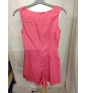 Brand Unknown Playsuit Pink Size: M