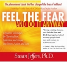 Feel the Fear and Do It Anyway Audio CD New & Sealed